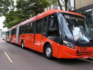 Scania em Curitiba