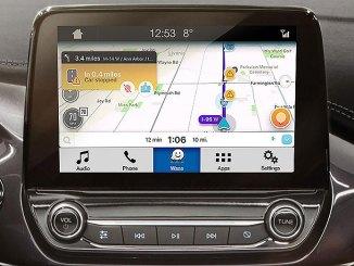 Integração do Waze com o SYNC AppLink
