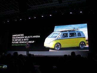 Nvidia e Volkswagen