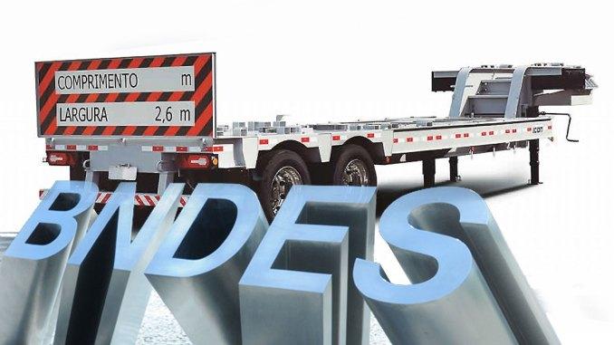 compra de implementos rodoviários no ambiente do Finame