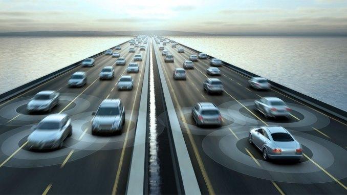 infraestrutura para veículos autônomos