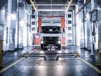 Mercedes-Benz inicia a era da indústria 4.0 no ABC