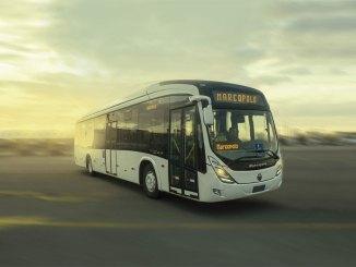 Marcopolo exporta 300 ônibus para a Nigéria