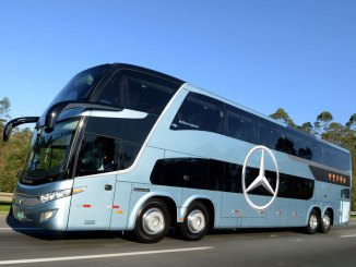 ônibus rodoviários Mercedes-Benz