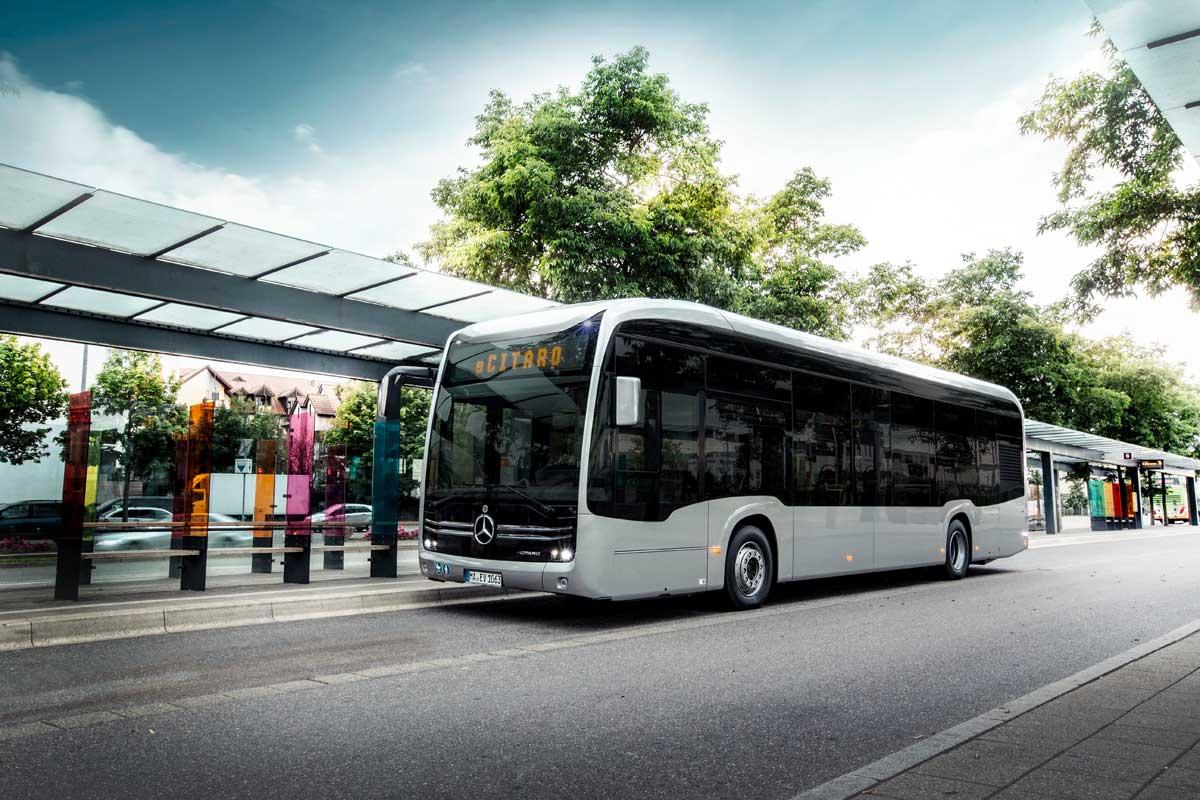 eCitaro, veículos elétricos do Grupo Daimler