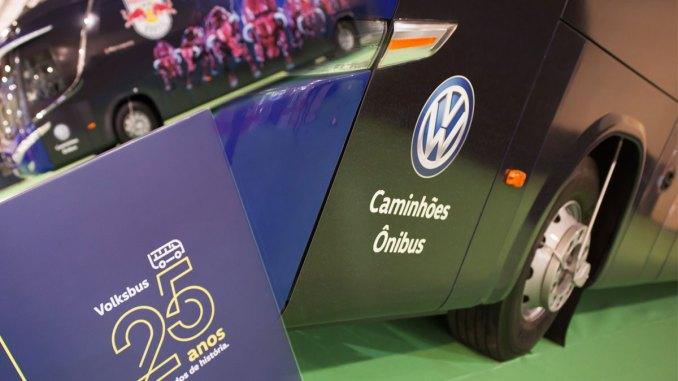 25 anos da linha Volksbus