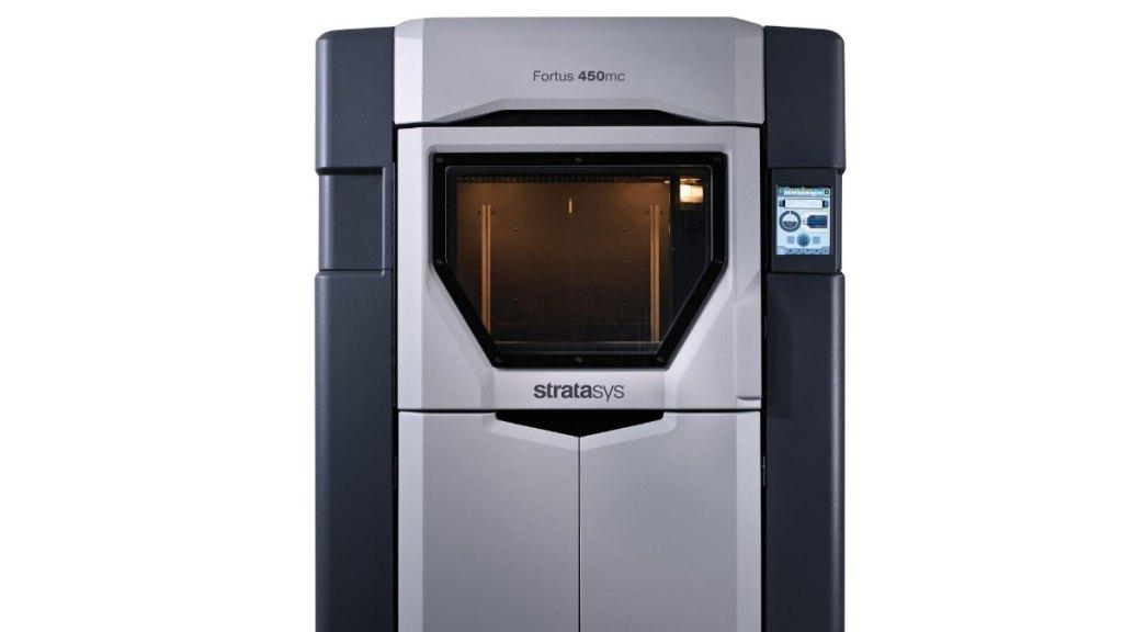 Siemens Mobility usa impressora 3D