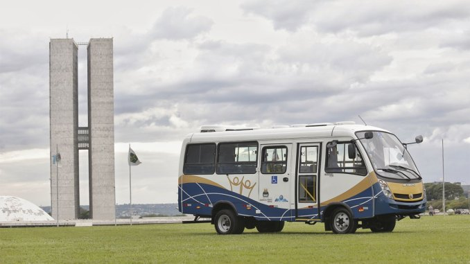 VW vence licitação para entrega de 500 ônibus ao Ministério do Desenvolvimento Social