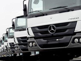 Mercedes-Benz vende 20 caminhões para o Haiti