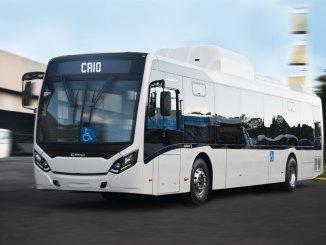 ônibus elétricos