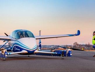 eVtol autônomo da Boeing