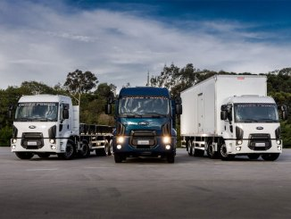 Linha Ford Cargo