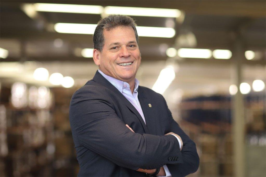 Lourival Martins, CEO e fundador do grupo Martins