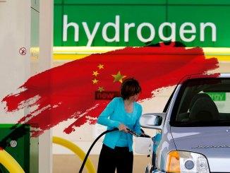 veículos movidos a hidrogênio