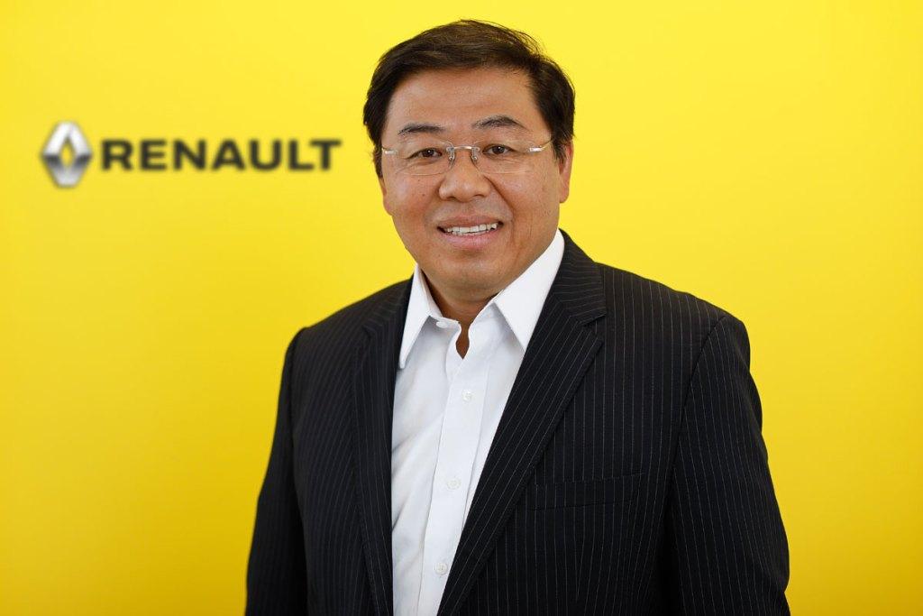 Ricardo Gondo, presidente da Renault - Renault Mobility
