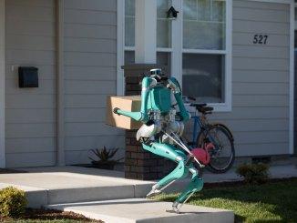 robô Digit