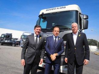 Scania anuncia novo investimento