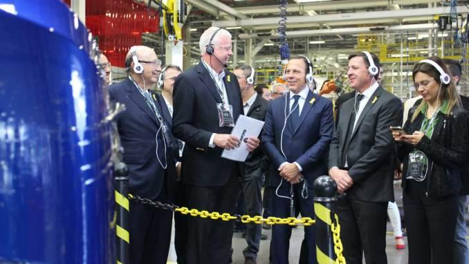 Scania investe mais R$ 75 milhões em P&D