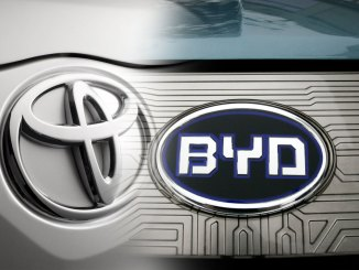 BYD e Toyota