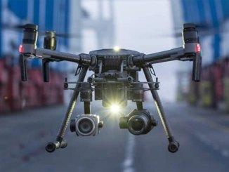 entrega por drones