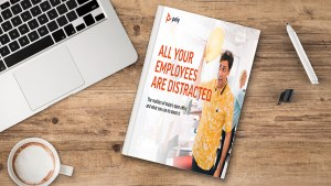 eBook: All Your Employees Are Distracted
