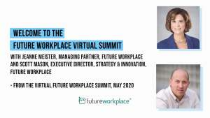 Welcome to the Future Workplace Virtual Summit