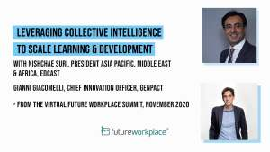 Leveraging Collective Intelligence to Scale Learning & Development