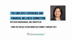 The Employee Experience and Financial Wellness Connection