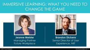 Webinar: Immersive Learning: What You Need to Change the Game