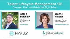 Webinar: Talent Lifecycle Management 101
