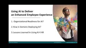 Webinar: The Growing Role of Technology in Talent Acquisition