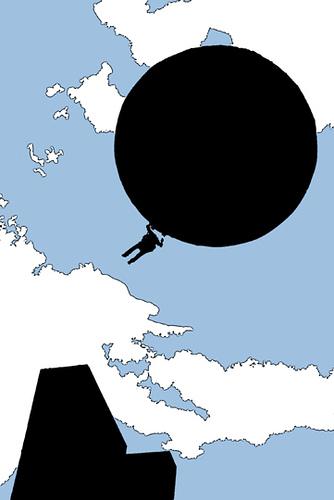 Bryant Park Balloon No. 3 - Bekarım ve hobim olarak nitelendirebileceğim hiçbir şey yok