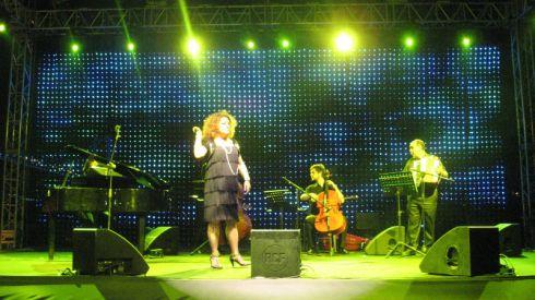 47. Uluslararası Antalya Altın Portakal Film Festivali Tanıtım Resepsiyonu Sema Moritz Konseri 28.07.2010 Esma Sultan Yalısı