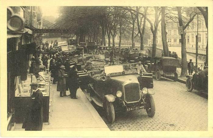 Dünyada ilk kez Fransa otomobillere plaka uygulamasını başlattı