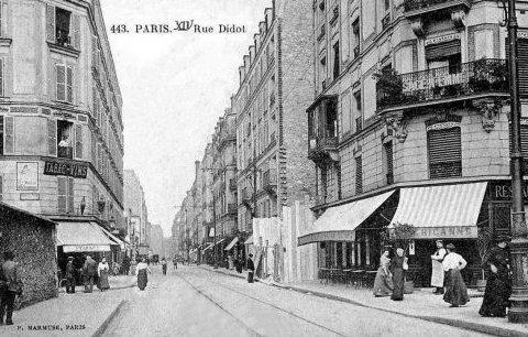 Rue Didot - Didot Caddesi