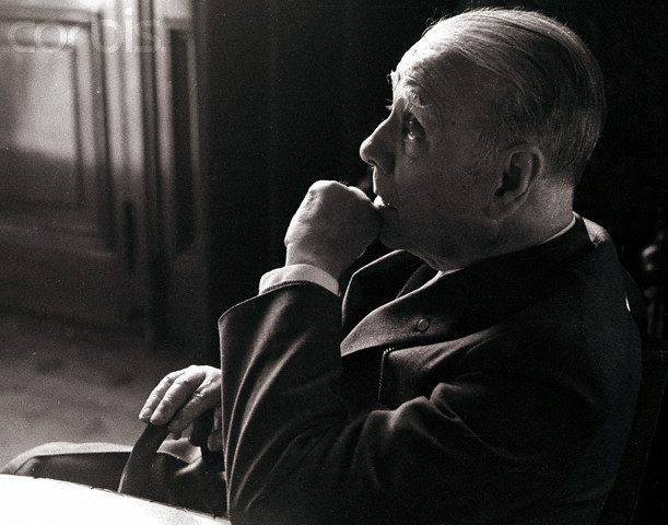 Argentine Author, Jorge Luis Borges
