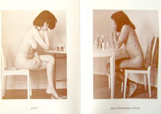 Braco Dimitrijevic, 'Self Portrait after Dominique Orsini', 1977