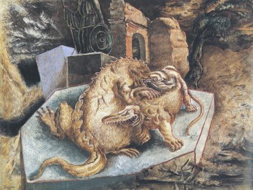 Alberto Savinio - Tragedy of Childhood 14