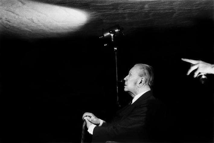 Borges'in kendi kütüphanesinde kayboluşu 2