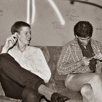 Sonic Youth (Thurston Moore, Lee Ranaldo)