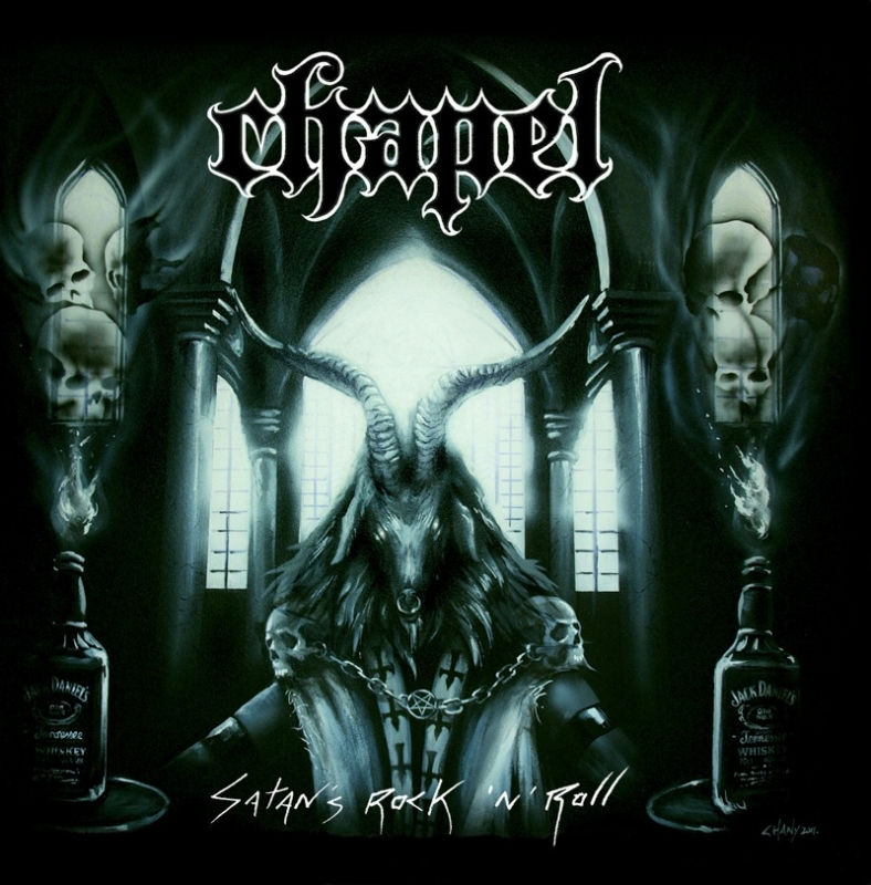 Chapel - Satan's Rock 'n' Roll [Album stream] 1
