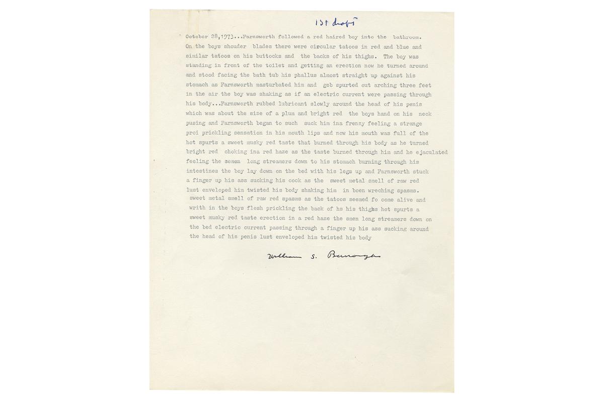 Cut-Ups: William S. Burroughs 1914-2014 7