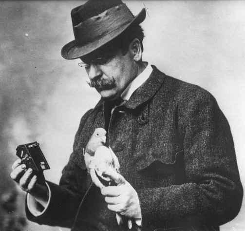 Dr Julius Neubronner 4