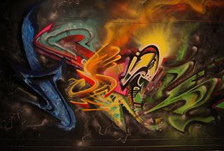 [Duvarların Dili] Graffiti / Sokak Sanatı 1