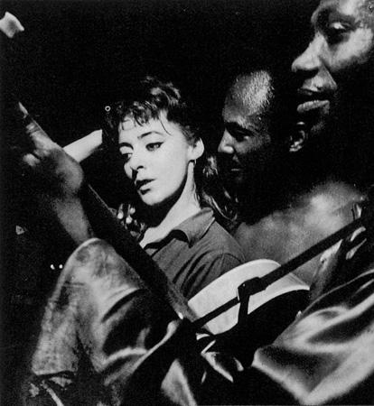 [Ed van der Elsken] – Love on the Left Bank - 1954 10
