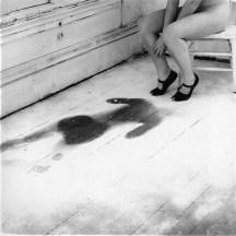 Francesca Woodman: Bir melek olmak üzerine 8