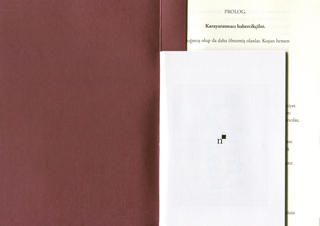 Güneşin Zaptı / Velimir Hlebnikov (prolog), Aleksey Kruçenih (libretto), Kazimir Maleviç (sahne tasarımı ve kostümler) 2