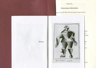 Güneşin Zaptı / Velimir Hlebnikov (prolog), Aleksey Kruçenih (libretto), Kazimir Maleviç (sahne tasarımı ve kostümler) 4