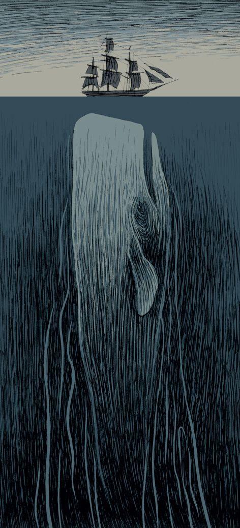 Herkesin Moby Dick'i kendine! 1