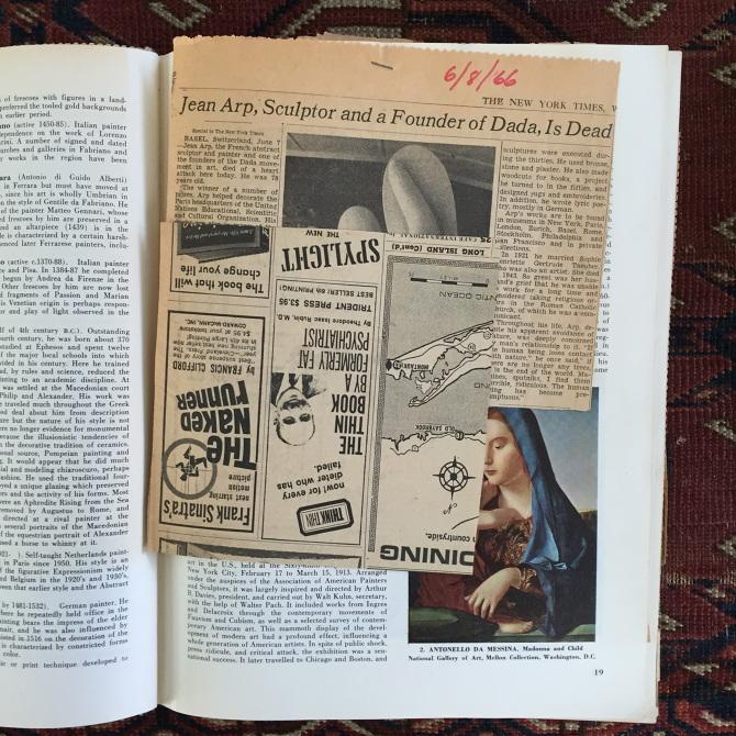 John Gall - Found Art Encyckopedia 1